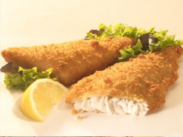 Hake Crumbed portions